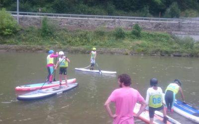 Mistrzostwa Polski w SUP na rzekach