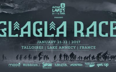 Gla Gla Race – zawody SUP race wysoko w górach