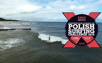 PILNE! Mistrzostwa Polski w SUP na falach 2017 w najbliższą niedzielę.