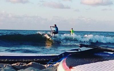 Mistrzostwa Polski w SUP na falach 2017 – Ergo Hestia Polish Surfing Challenge