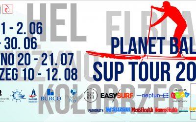 Planet Baltic SUP Tour 2018