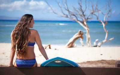 Początki na SUP – Poradnik jak zacząć pływać na desce z wiosłem