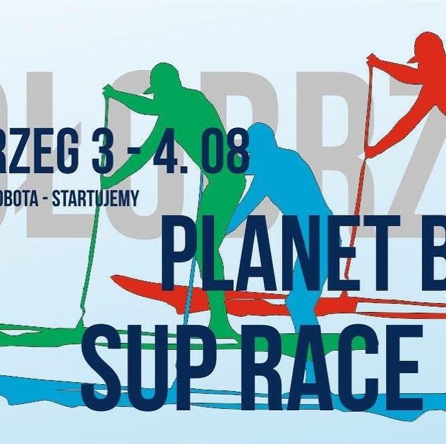 Zawody Planet Baltic Sup Race 2018 – Kołobrzeg