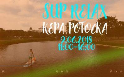 Szkolenia i testy SUP Relax Piknik Olimpijski 2018