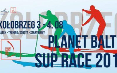 PLANET BALTIC SUP RACE W KOŁOBRZEGU