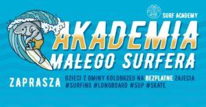 akademia malego surfera - bezplatne zajecia dla dzieci z surfingu i supa-sup-polska-deska-z-wioslem